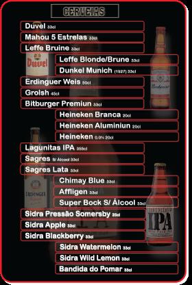 3 - Cerveja A