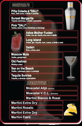 5 - Cocktails