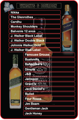 Whisky e Bourbon
